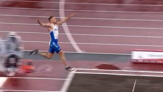 Συγχαρητήρια Σακελλαροπούλου στον Θανάση Προδρόμου για το ασημένιο μετάλλιο στο Τόκιο