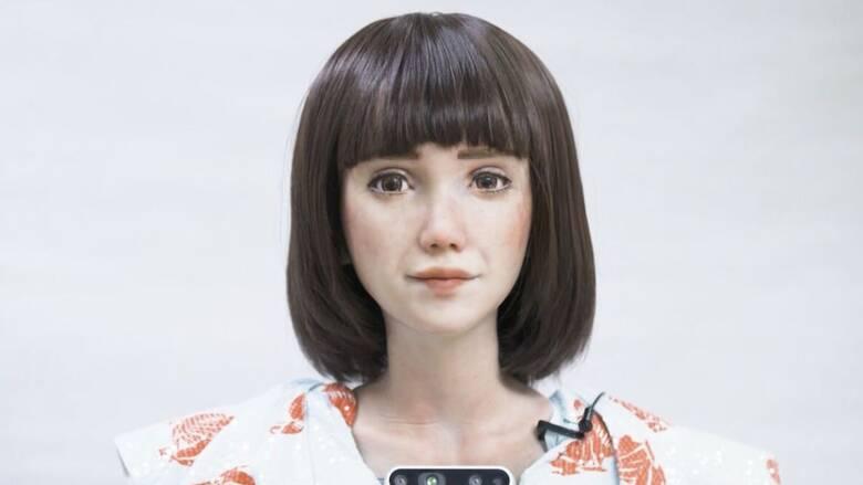 Και το όνομα αυτής... Γκρέις: Η «σχεδόν αληθινή» νοσοκόμα - ρομπότ στα χρόνια της πανδημίας