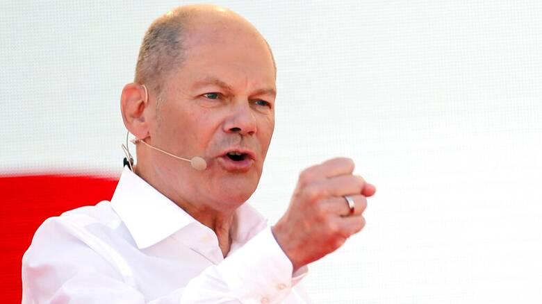 Γερμανία - Εκλογές: Ο Όλαφ Σολτς θέλει να κυβερνήσει με τους Πράσινους