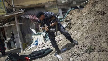 Ιράκ: Αιματηρή επίθεση από το Ισλαμικό Κράτος με στόχο τις δυνάμεις ασφαλείας