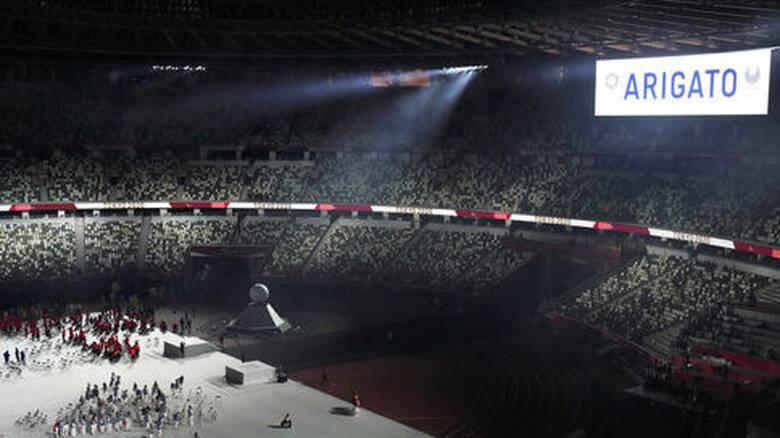Έπεσε η αυλαία για τους Παραολυμπιακούς του Τόκιο, λιτή αλλά όμορφη η τελετή λήξης