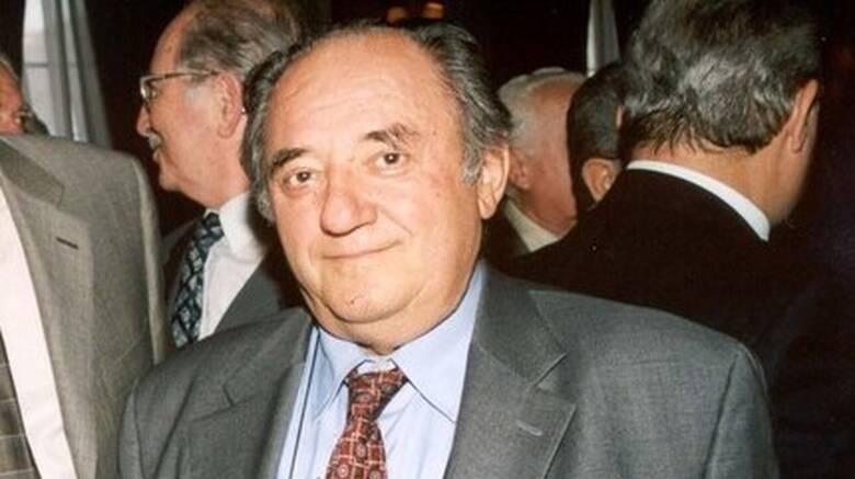 Πέθανε ο Παναγιώτης Κρητικός, πρώην αντιπρόεδρος της Βουλής και βουλευτής του ΠΑΣΟΚ