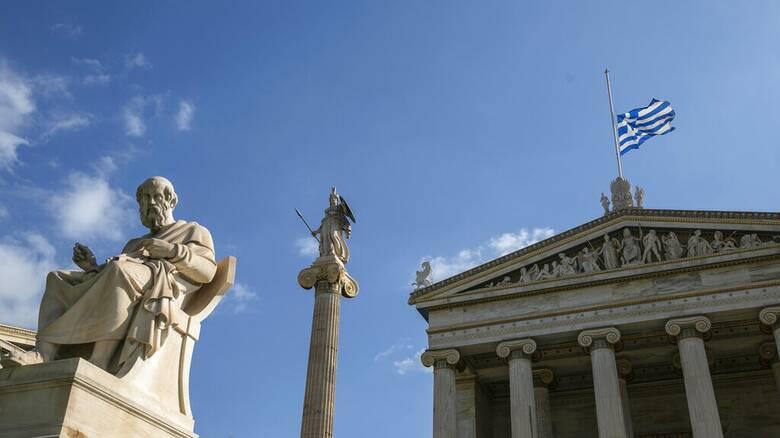 «Πέρασμα στην αθανασία»: Προτομή και οδός με το όνομα του Μίκη Θεοδωράκη στην Αθήνα
