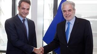 Υπουργείο Πολιτικής Προστασίας: Το τιμόνι στον τεχνοκράτη Στυλιανίδη και τον «ιπτάμενο» Τουρνά