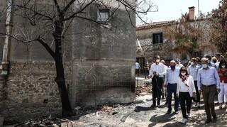 Αυστριακός πυροσβέστης έστειλε γράμμα στη Σακελλαροπούλου - Είχε συνδράμει στις φωτιές της Ηλείας