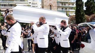 Mad Clip: Με μουσική και τριαντάφυλλα το τελευταίο αντίο στον δημοφιλή τράπερ