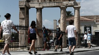 Κορωνοϊός: Σταθεροποίηση σε Αττική και Θεσσαλονίκη με 383 και 204 κρούσματα - Ο χάρτης της διασποράς
