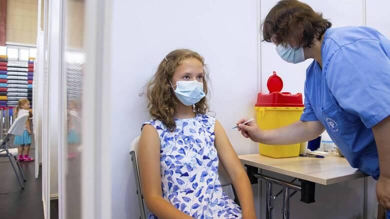 Κορωνοϊός: Συστάσεις Θεοδωρίδου για εμβολιασμούς εγκύων, παιδιών και εφήβων
