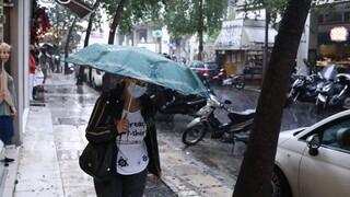 Καιρός: Φθινοπωρινές θερμοκρασίες και βροχές σε πολλές περιοχές της χώρας