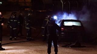Θεσσαλονίκη: Ι.Χ. τυλίχτηκε στις φλόγες στον δήμο Δέλτα - Υλικές ζημιές