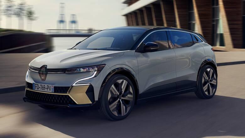To Renault Megane έγινε ηλεκτρικό και λέγεται E-Tech