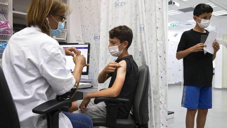 Κορωνοϊός: Προ των πυλών ο εμβολιασμός των παιδιών και από παιδιάτρους - Σύσκεψη στο Μαξίμου