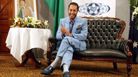 Στην Τουρκία ο γιος του Καντάφι αμέσως μετά την αποφυλάκισή του - Μετακομίζει μόνιμα;