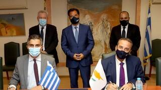 Διευρύνεται η συνεργασία Ελλάδας -  Κύπρου στην Έρευνα και Καινοτομία