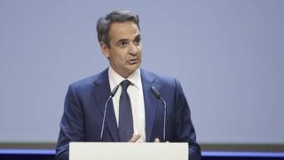 Μητσοτάκης για ΑΕΠ: Ξεπερνά τις προσδοκίες η ανάπτυξη της ελληνικής οικονομίας