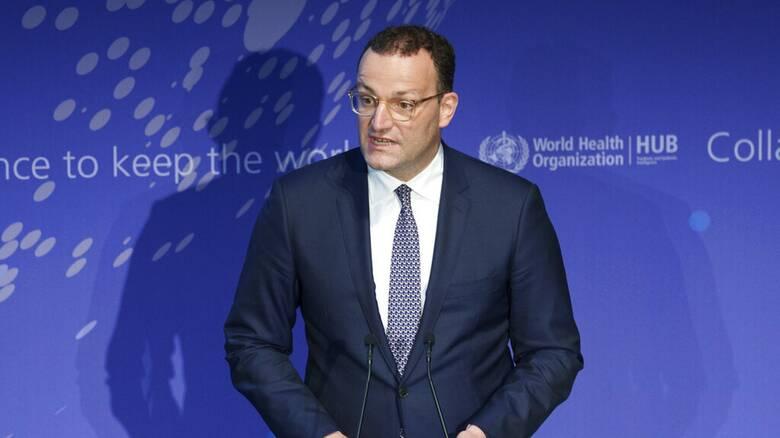 Κορωνοϊός - Γερμανία: «Βιώνουμε μια πανδημία των ανεμβολίαστων» λέει ο υπουργός Υγείας