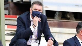 Παραιτείται ο Θοδωρής Ζαγοράκης από την προεδρία της ΕΠΟ