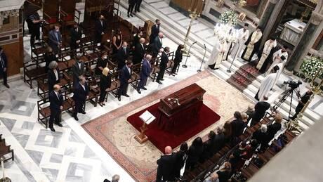 Η Αθήνα αποχαιρέτησε τον οικουμενικό Μίκη Θεοδωράκη