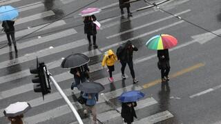 Καιρός: Έντονα φαινόμενα την Πέμπτη - Βροχές και στην Αττική