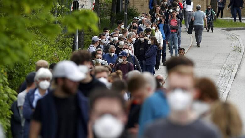 Κορωνοϊός - Γερμανία: Μεγάλη ανησυχία για το φθινόπωρο εκφράζουν οι εντατικολόγοι
