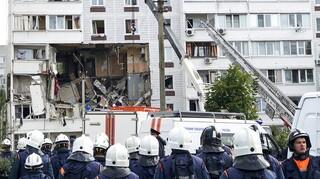 Ρωσία: Έκρηξη φυσικού αερίου σε πολυκατοικία με επτά νεκρούς