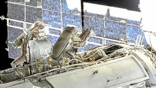 Καπνός και καμένο πλαστικό στο ρωσικό τμήμα του Διεθνούς Διαστημικού Σταθμού