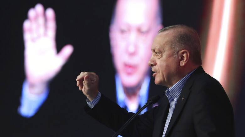 Ερντογάν κατά Ελλάδας για μαξιμαλιστικές πολιτικές, μονομερείς ενέργειες και τετελεσμένα