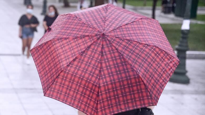 Καιρός: Βροχερός και την Παρασκευή στο μεγαλύτερο μέρος της χώρας