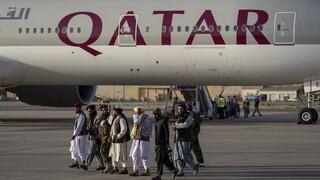 Αφγανιστάν: Πρώτη πτήση για την απομάκρυνση ξένων επί καθεστώτος Ταλιμπάν