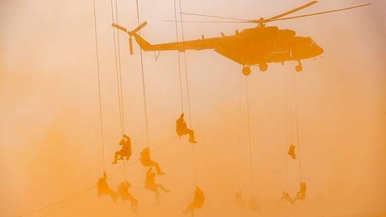 «Παιχνίδια πολέμου» Ρωσίας - Λευκορωσίας ανησυχούν το ΝΑΤΟ