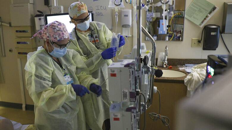 Κορωνοϊός: Νέο τεστ αίματος μπορεί να προβλέψει την πιθανότητα σοβαρής νόσησης