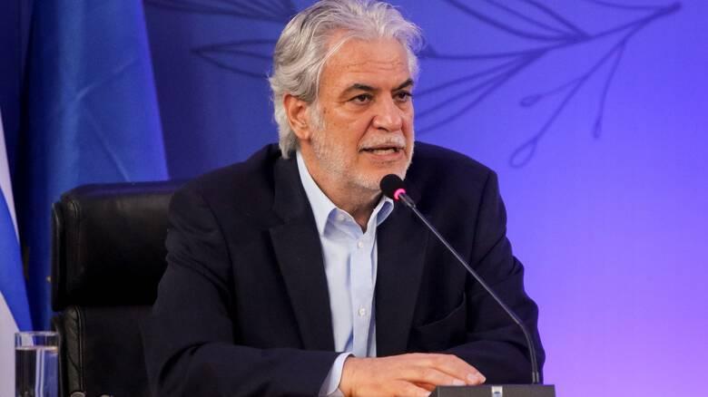 Σήμερα ορκίζονται Στυλιανίδης - Τουρνάς για το υπ. Κλιματικής Κρίσης και Πολιτικής Προστασίας