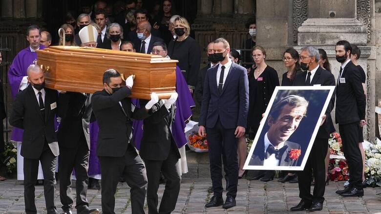 Ζαν - Πολ Μπελμοντό: Το τελευταίο αντίο στον αγαπημένο «Μπεμπέλ»
