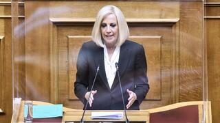 ΚΙΝΑΛ: Η Φώφη Γεννηματά άναψε το «πράσινο φως» για τις εσωκομματικές εκλογές