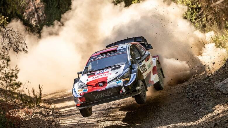 Πρώτος ο Rovanpera με Toyota Yaris WRC στο 55ο Ράλι Ακρόπολις