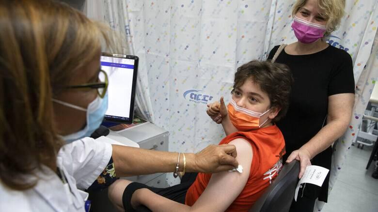 ΗΠΑ-Covid-19: Τον Οκτώβριο η έγκριση για χορήγηση του εμβολίου της Pfizer σε παιδιά 5 έως 11 ετών