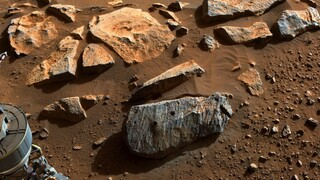 NASA: Στον Άρη υπήρχε μεγάλη λίμνη με νερό - Τα ευρήματα από πέτρες