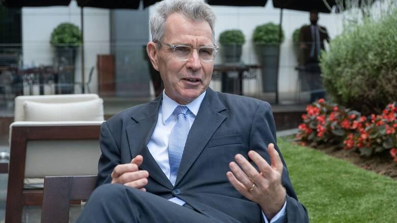 Πάιατ: Βασικός εταίρος των ΗΠΑ η Ελλάδα στη διαφοροποίηση των πηγών ενέργειας