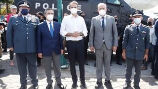 ΔΕΘ 2021 - Θεοδωρικάκος: Η ΕΛ.ΑΣ. κέρδισε τις μάχες του Έβρου και κατά της πανδημίας