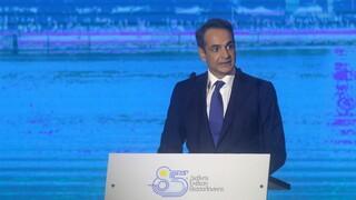 ΔΕΘ - Μητσοτάκης: Αναθεώρημένος ο στόχος ανάπτυξης της οικονομίας από το 3,6 στο 5,9%