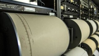 Σεισμός 3,1 στη Θήβα - Έντονη η σεισμική δραστηριότητα