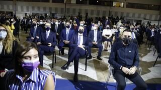 ΔΕΘ - Μητσοτάκης: Από πριμοδότηση εργασίας μέχρι παροχές σε κινητή τηλεφωνία στους νέους