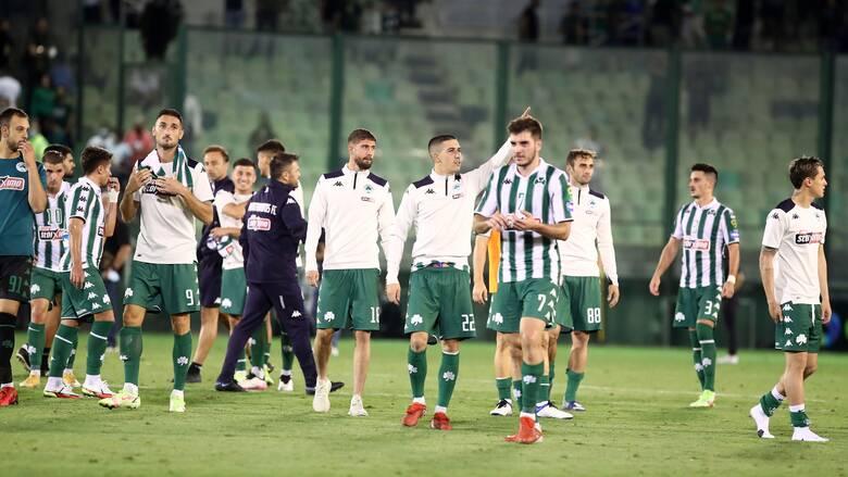 Superleague: Με το δεξί ο Παναθηναϊκός, 4-0 τον Απόλλωνα Σμύρνης στην Λεωφόρο