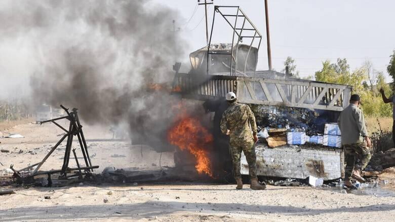 Ιράκ: Επίθεση με οπλισμένα drones στο Διεθνές Αεροδρόμιο Ερμπίλ, κοντά στο προξενείο των ΗΠΑ