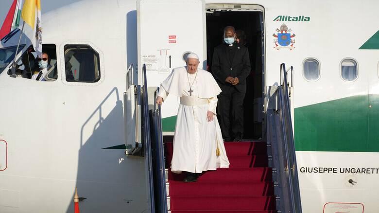 Επίσκεψη - εξπρές του Πάπα Φραγκίσκου στην Ουγγαρία - Συνάντηση με τον Όρμπαν