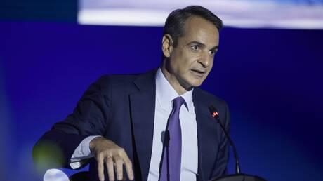 ΔΕΘ 2021- Μητσοτάκης: Συζητάμε με την Τουρκία, ασκούμε στρατηγική ενεργούς φύλαξης των συνόρων