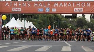 Ημιμαραθώνιος Αθήνας: Χιλιάδες έδωσαν το «παρών» - Ποιοι βγήκαν πρώτοι