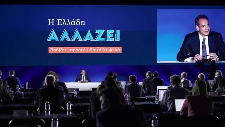 ΔΕΘ 2021- Μητσοτάκης: Ικανοποίηση για τον ανασχηματισμό και την επιλογή Στυλιανίδη