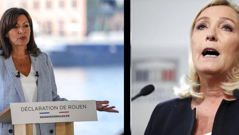 Γαλλία: Διεκδικεί την προεδρία η Αν Ινταλγκό των Σοσιαλιστών - Ξεκίνησε τη «μάχη» η Λεπέν