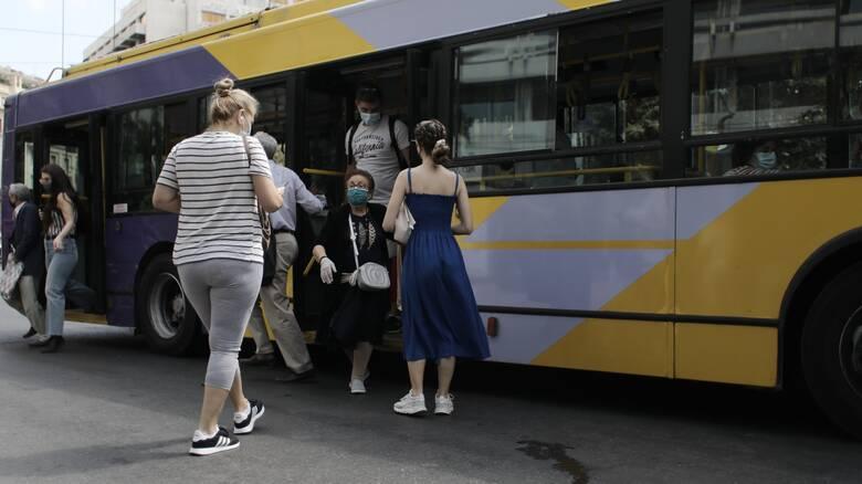 Κορωνοϊός: Τι ισχύει από τη Δευτέρα για τους ανεμβολίαστους εργαζόμενους στα μέσα μεταφοράς